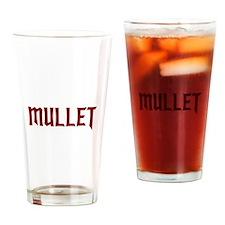 IRONSIDE MULLET Drinking Glass