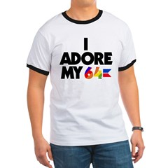 I Adore My 64 (light items) T