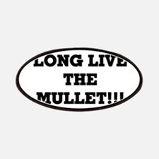 Long Live the Mullet!!! Patches