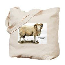 Cotswold Sheep Tote Bag