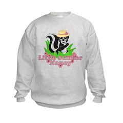 Little Stinker Nancy Sweatshirt