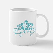 Hawaiian flowers Mug