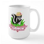 Little Stinker Natasha Large Mug
