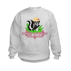 Little Stinker Nichole Sweatshirt