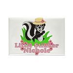 Little Stinker Nichole Rectangle Magnet (10 pack)
