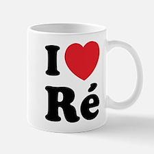 I Love Ile de Ré Mug