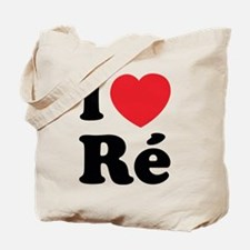 I Love Ile de Ré Tote Bag