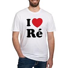 I Love Ile de Ré Shirt