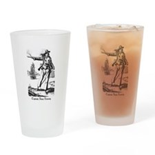 Pirate Anne Bonney Drinking Glass