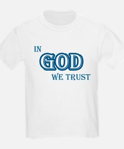 In God We Trust T-Shirt