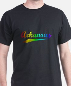 Arkansas Rainbow Vintage T-Shirt