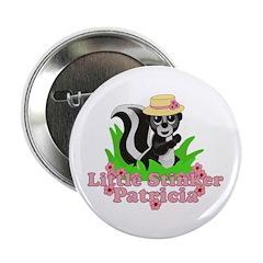 "Little Stinker Patricia 2.25"" Button"