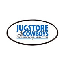 Jugstore Cowboys Patches