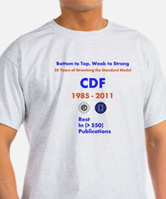 CDF End of Operations T-Shirt