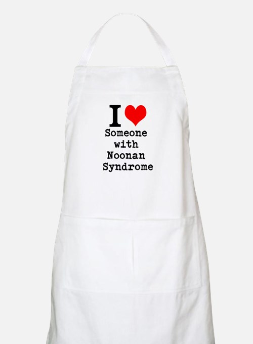 I Heart Someone with Noonan S Apron