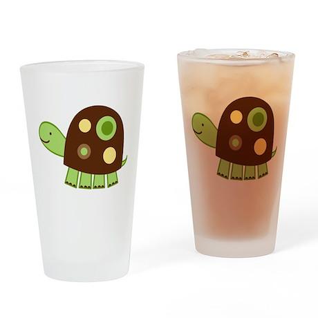 Laguna Turtle Drinking Glass