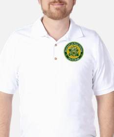 St Patrick's Day Golf Shirt