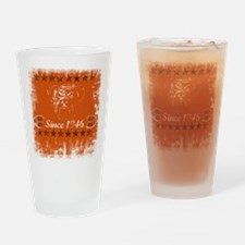 """Cleveland Football """"Since 1946"""" Drinking Glass"""