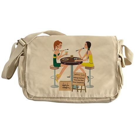 Packers Sushi Girls Messenger Bag