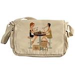 Saints Sushi Girls Messenger Bag