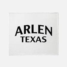 Arlen Texas Throw Blanket