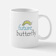 future butterfly Mug