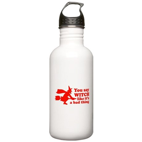 You say witch Stainless Water Bottle 1.0L