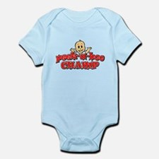 Peek-A-Boo Champ Infant Bodysuit
