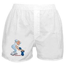 Genie & Student Boxer Shorts