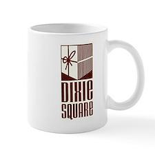 Dixie Square Earth Tone Mug