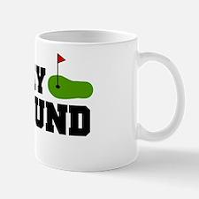'I Play A Round' Mug