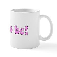 Pink Bride to Be Mug