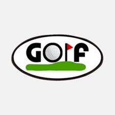 'Golf' Patches