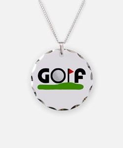 'Golf' Necklace