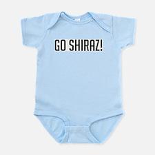 Go Shiraz! Infant Creeper