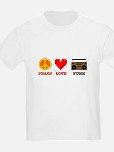 Peace Love Funk T-Shirt