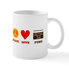 Peace Love Funk Mug