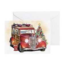 Rat Rod Studios Christmas Cards 16 (Pk of 10)