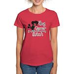 Wrong Bitch Non-Hodgkins Women's Dark T-Shirt
