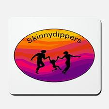Skinnydipper Logo Mousepad