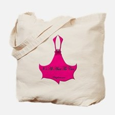 Cancer Awareness Cure Tote Bag