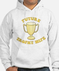 Yellow Future Trophy Wife Hoodie