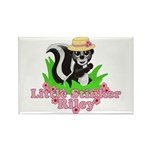 Little Stinker Riley Rectangle Magnet (100 pack)