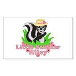 Little Stinker Riley Sticker (Rectangle 10 pk)