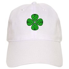 4 Leaf Celtic Baseball Cap