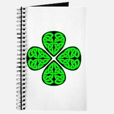 4 Leaf Celtic Journal