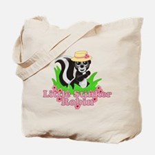 Little Stinker Robin Tote Bag