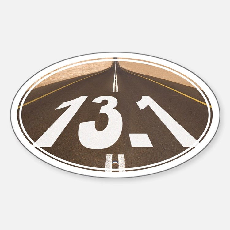 Unique 13.1 Painted Road - Decal