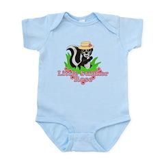 Little Stinker Rose Infant Bodysuit