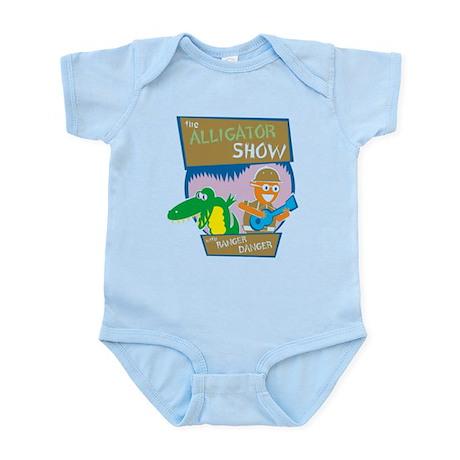Infant Creeper w/ Poop-tastic Trap-door